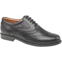 Chaussures Homme Richelieu Amblers Oxford Noir