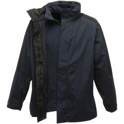 Vêtements Homme Blousons Regatta Defender III Bleu marine/Noir
