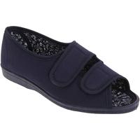 Chaussures Femme Chaussons San Diego Casual Bleu marine