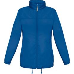 Vêtements Femme Coupes vent B And C Showerproof Bleu roi