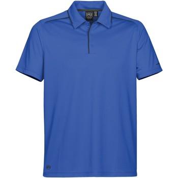 Vêtements Homme Polos manches courtes Stormtech Inertia Bleu roi/ Noir