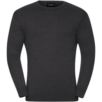 Vêtements Homme Pulls Russell Pull PC3139 Gris anthracite