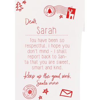 Vêtements Enfant T-shirts manches courtes Christmas Shop CS145 Blanc