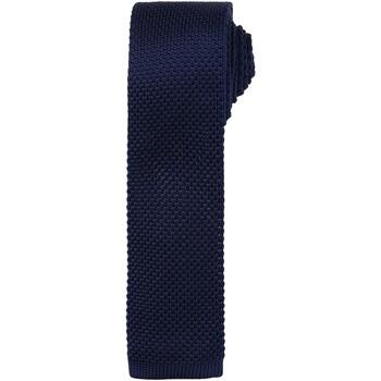 Vêtements Homme Cravates et accessoires Premier Textured Bleu marine