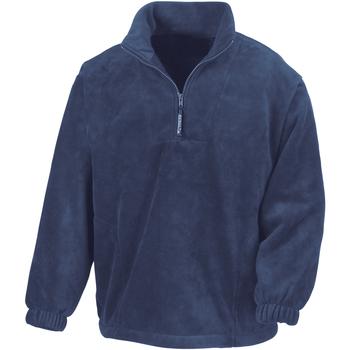 Vêtements Homme Polaires Result Active Bleu marine