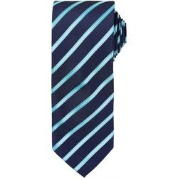 Vêtements Homme Cravates et accessoires Premier Formal Bleu marine/Turquoise
