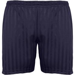 Vêtements Enfant Shorts / Bermudas Maddins Stripe Bleu marine