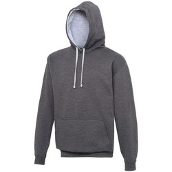Vêtements Sweats Awdis Hooded Gris foncé / gris chiné