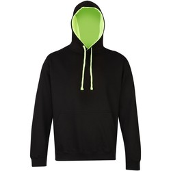 Vêtements Homme Sweats Awdis Superbright Noir/Vert