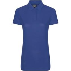 Vêtements Femme Polos manches courtes Pro Rtx RX05F Bleu roi