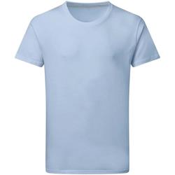 Vêtements Homme T-shirts manches courtes Sg Perfect Bleu ciel