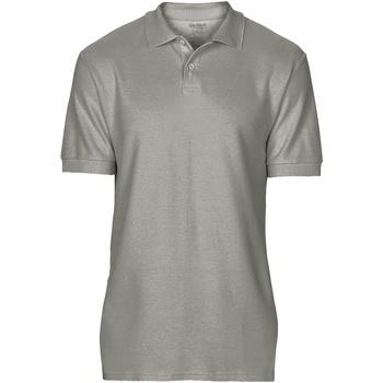 Vêtements Homme Polos manches courtes Gildan Softstyle Gris clair