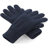 Accessoires textile Gants Beechfield Classic Bleu marine