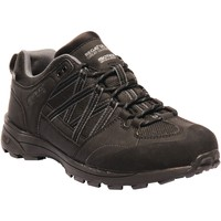 Chaussures Homme Randonnée Regatta  Noir/gris foncé