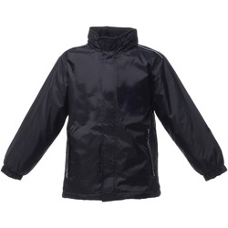 Vêtements Garçon Coupes vent Regatta RG246 Noir