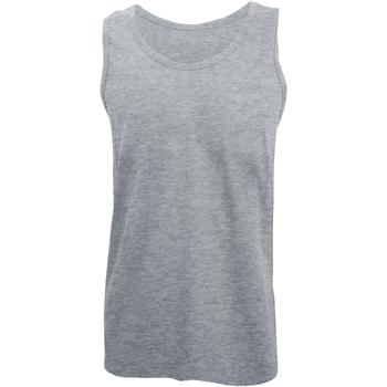 Vêtements Homme Débardeurs / T-shirts sans manche Gildan Softstyle Gris