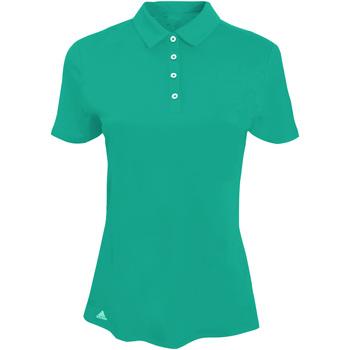 Vêtements Femme Polos manches courtes adidas Originals AD029 Vert