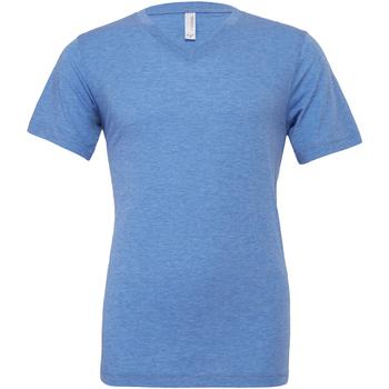 Vêtements Homme T-shirts & Polos Bella + Canvas Canvas Bleu foncé