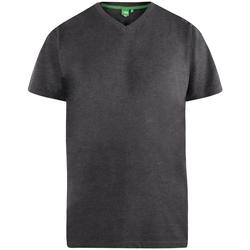 Vêtements Homme T-shirts manches courtes Duke Signature Gris foncé