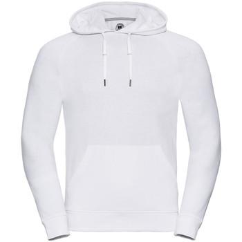 Vêtements Homme Sweats Russell HD Sweat à capuche RW5504 Blanc