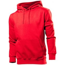 Vêtements Homme Sweats Stedman Classic Rouge