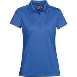 Vêtements Femme Polos manches courtes Stormtech Pique Bleu