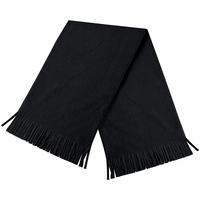 Accessoires textile Femme Echarpes / Etoles / Foulards Beechfield Dolomite Noir