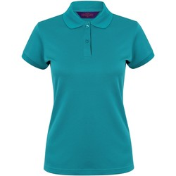 Vêtements Femme Polos manches courtes Henbury Coolplus Jade vif