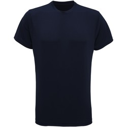 Vêtements Homme T-shirts manches courtes Tridri TR010 Bleu marine