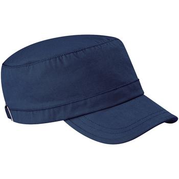 Accessoires textile Casquettes Beechfield Army Bleu marine