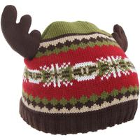 Accessoires textile Enfant Bonnets Floso Beanie Rouge/Vert