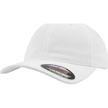 Accessoires textile Casquettes Flexfit Baseball Blanc