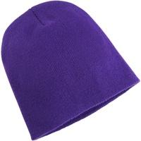 Accessoires textile Bonnets Yupoong Beanie Violet