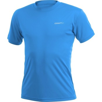 Vêtements Homme T-shirts manches courtes Craft Wicking Bleu
