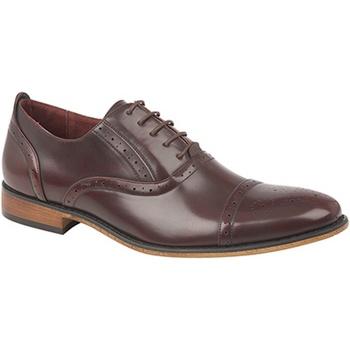 Chaussures Homme Richelieu Goor Oxford Brun