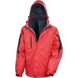 Vêtements Homme Coupes vent Result R400M Rouge/Noir