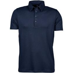 Vêtements Homme Polos manches courtes Tee Jays TJ1440 Bleu marine