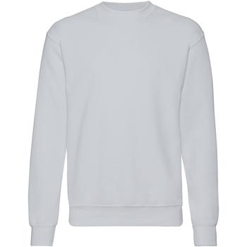 Vêtements Homme Sweats Fruit Of The Loom 62202 Gris chiné