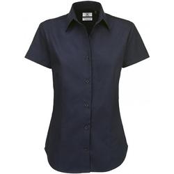 Vêtements Femme Chemises / Chemisiers B And C Sharp Bleu marine