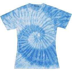 Vêtements Femme T-shirts manches courtes Colortone TD20M Bleu roi