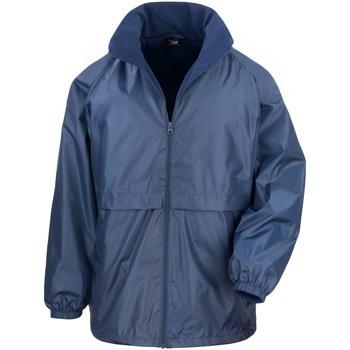 Vêtements Homme Coupes vent Result DWL Bleu marine