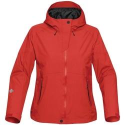 Vêtements Femme Vestes en cuir / synthétiques Stormtech Lightning Rouge