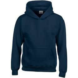 Vêtements Enfant Sweats Gildan 18500B Bleu marine
