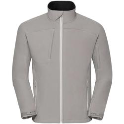 Vêtements Femme Coupes vent Russell Veste softshell BIONIC RW6160 Pierre