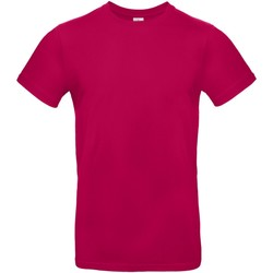 Vêtements Homme Tous les vêtements B And C TU03T Rose foncé