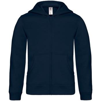 Vêtements Enfant Sweats B And C B421B Bleu marine