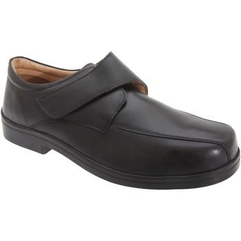 Chaussures Homme Mocassins Roamers Casual Noir