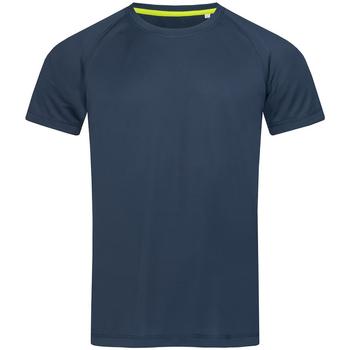 Vêtements Homme T-shirts manches courtes Stedman Active Bleu roi