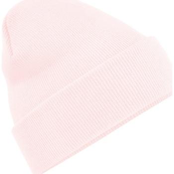 Accessoires textile Bonnets Beechfield Original Rose pastel