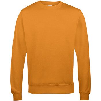 Vêtements Sweats Awdis JH030 Orange pressée